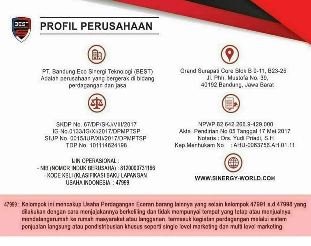 Bisnis Eco Racing Penipuan Wa 0821 6964 9226 Tsel Agen Resmi